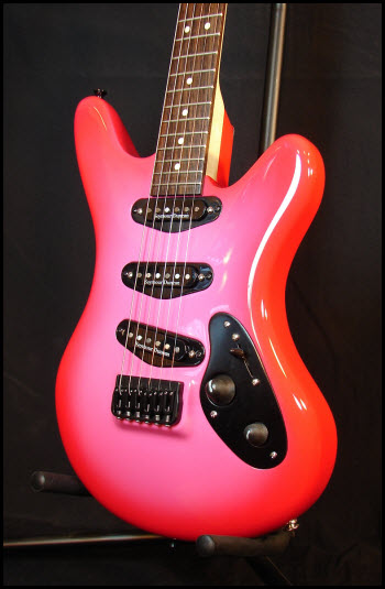 Arched Wave, AW4 PinkBurst