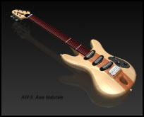 AW5 - Awe Naturale (CAD Rendering)