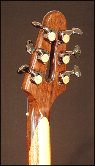 Heresy 1 - Headstock
