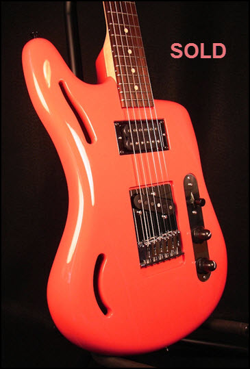 Mutated Tele, MT-4, ergonomic guitar, sexy guitar
