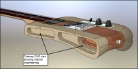 MT3 - Internal chambering (CAD rendering)